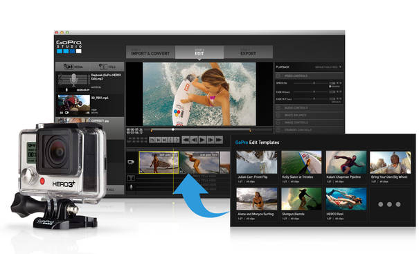 Gopro studio the editing software you need preview download gopro studio pronofoot35fo Images