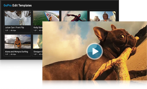 GoPro Studio - The Editing Software You Need - Preview & Download