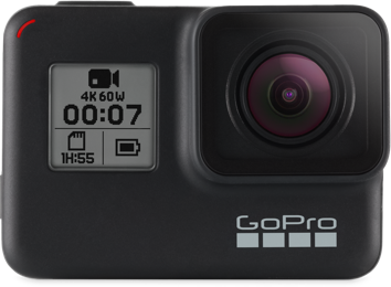 Product image of the GoPro Hero 7 Black from GoPro Inc.