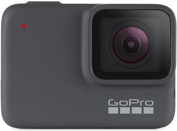 Product image of the GoPro Hero 7 Silver from GoPro Inc.