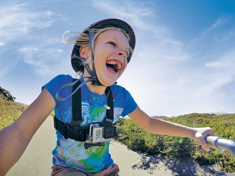 gopro mount for kids