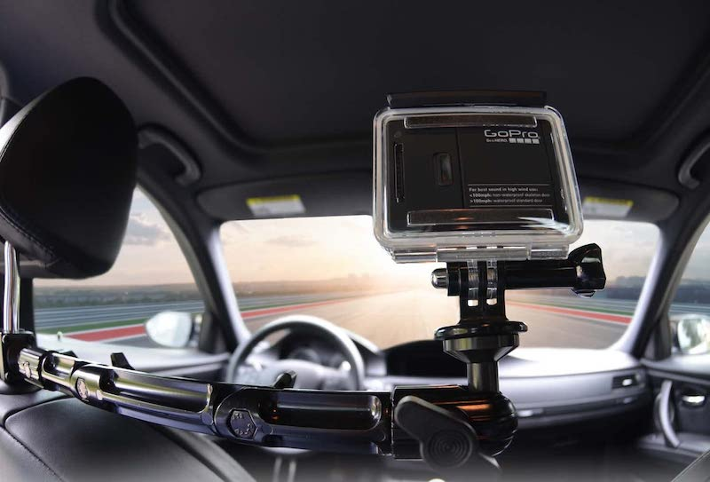 gopro car mount rig