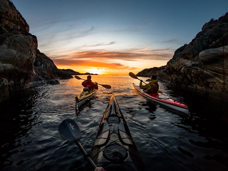 gopro kayak pov
