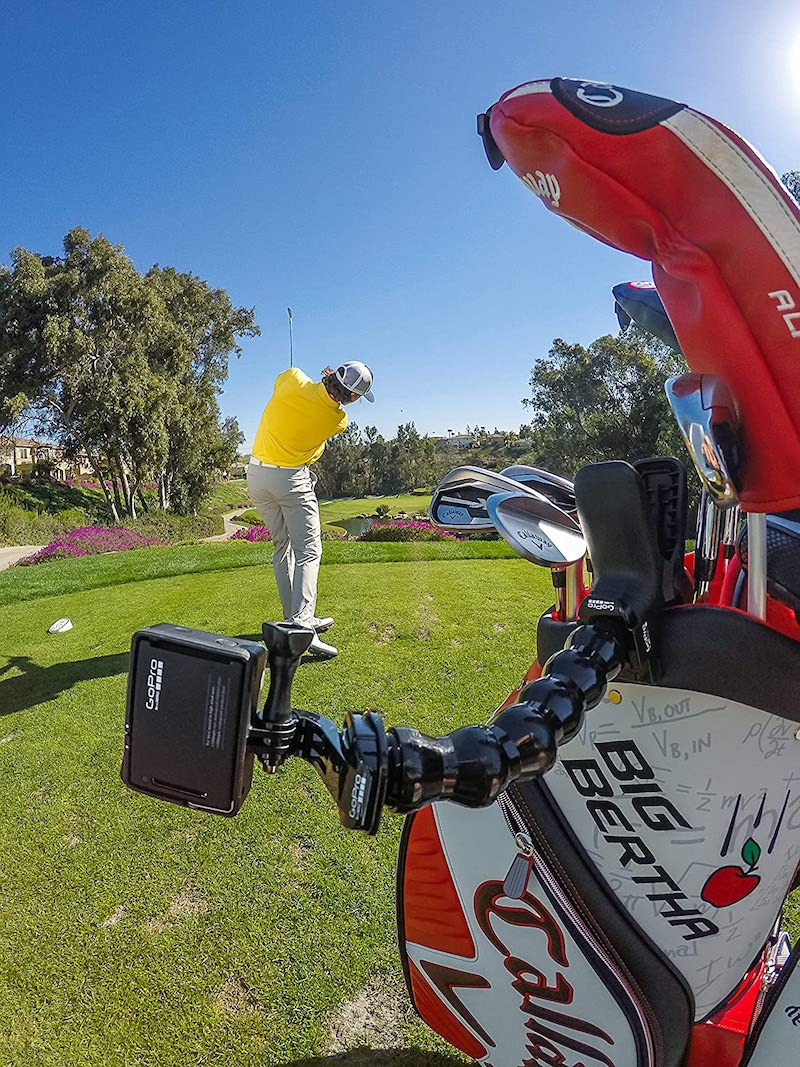 gopro clamp mount golf
