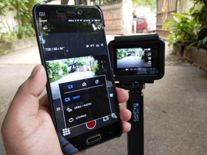 gopro remote app