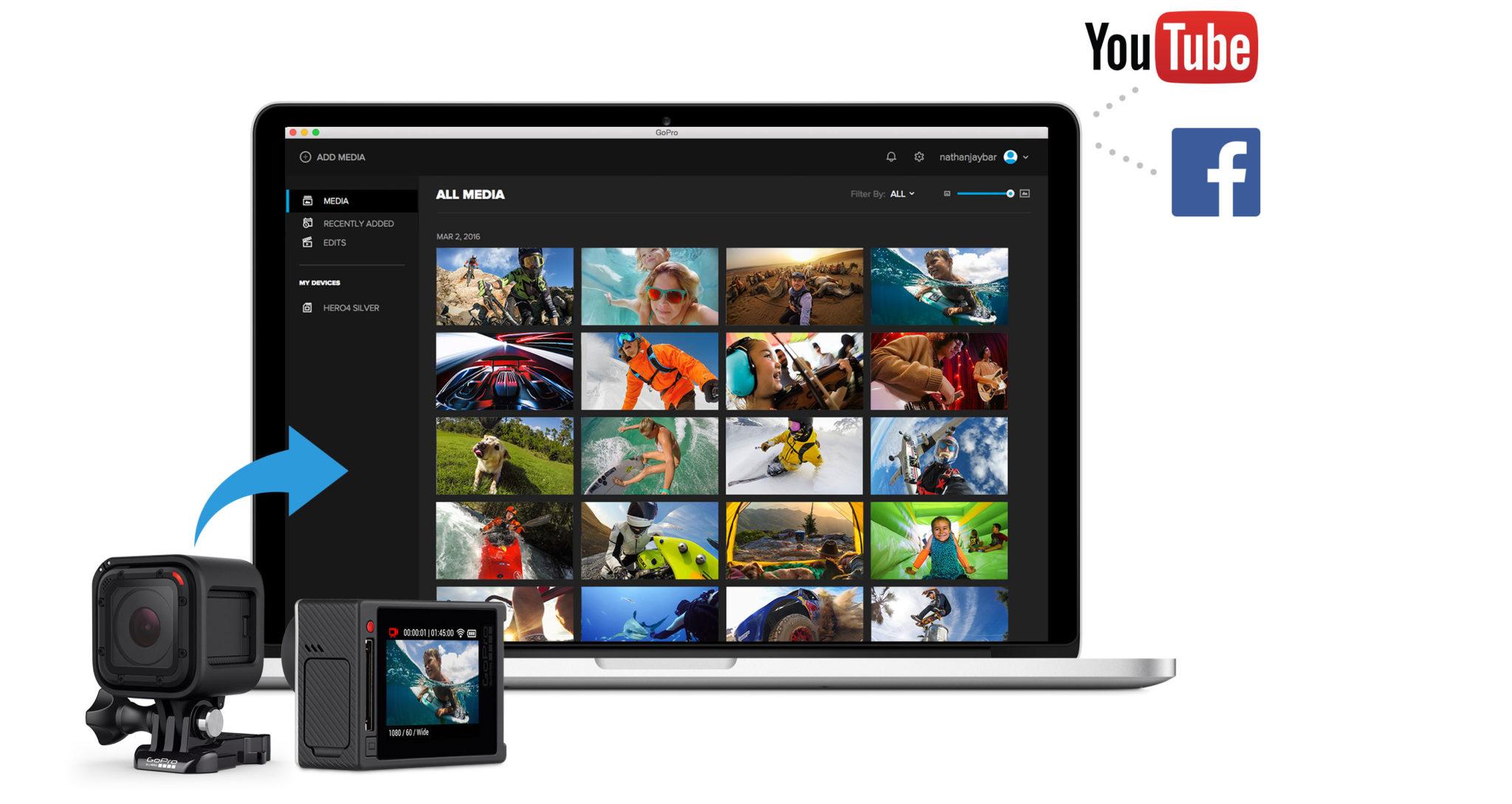 GoPro Plus Desktop