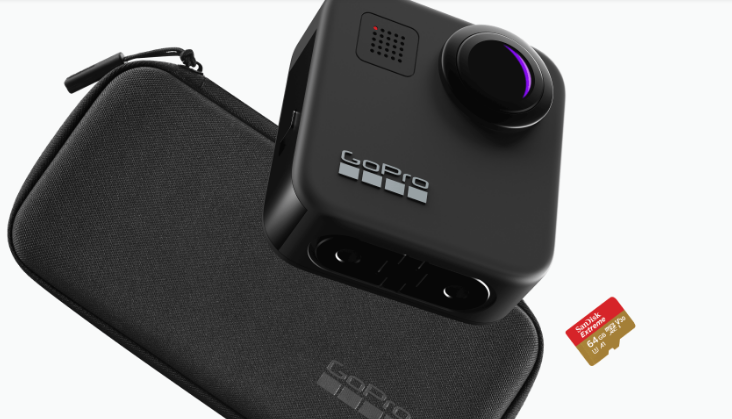 GoPro MAX SD Card
