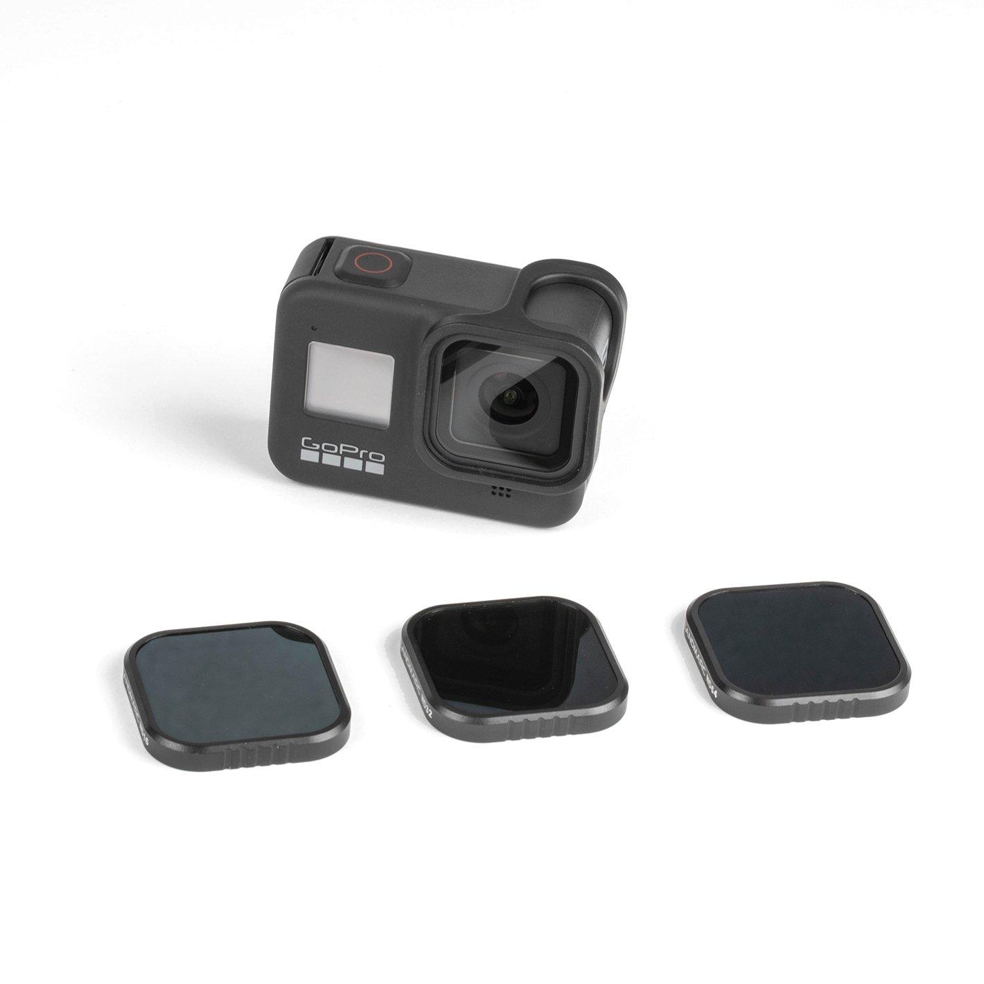 GoPro 8 ND-Filter