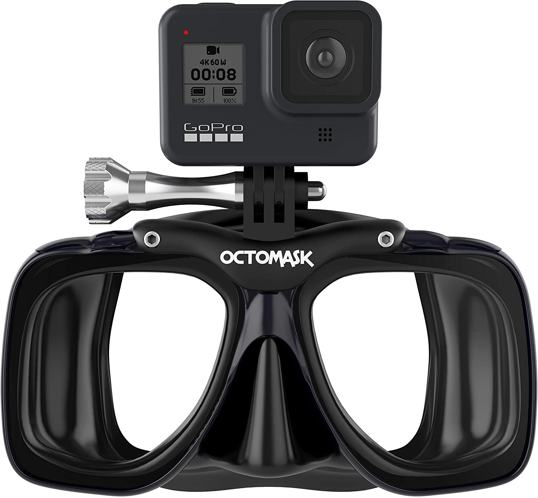Maschera snorkel GoPro