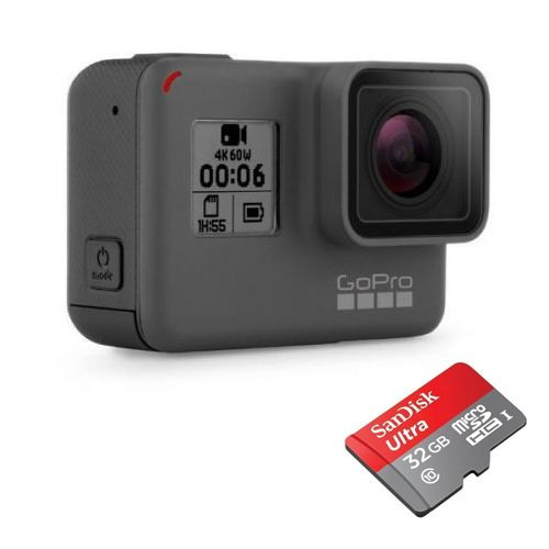 GoPro Hero 6 SD Card
