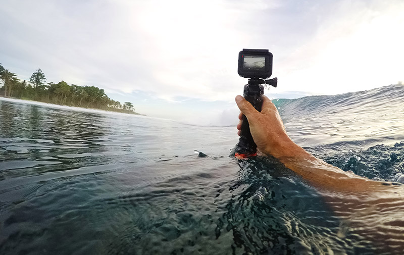 which gopros are waterproof
