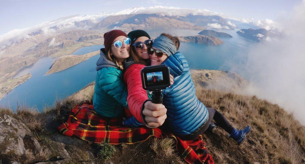 GoPro Selfie Shot