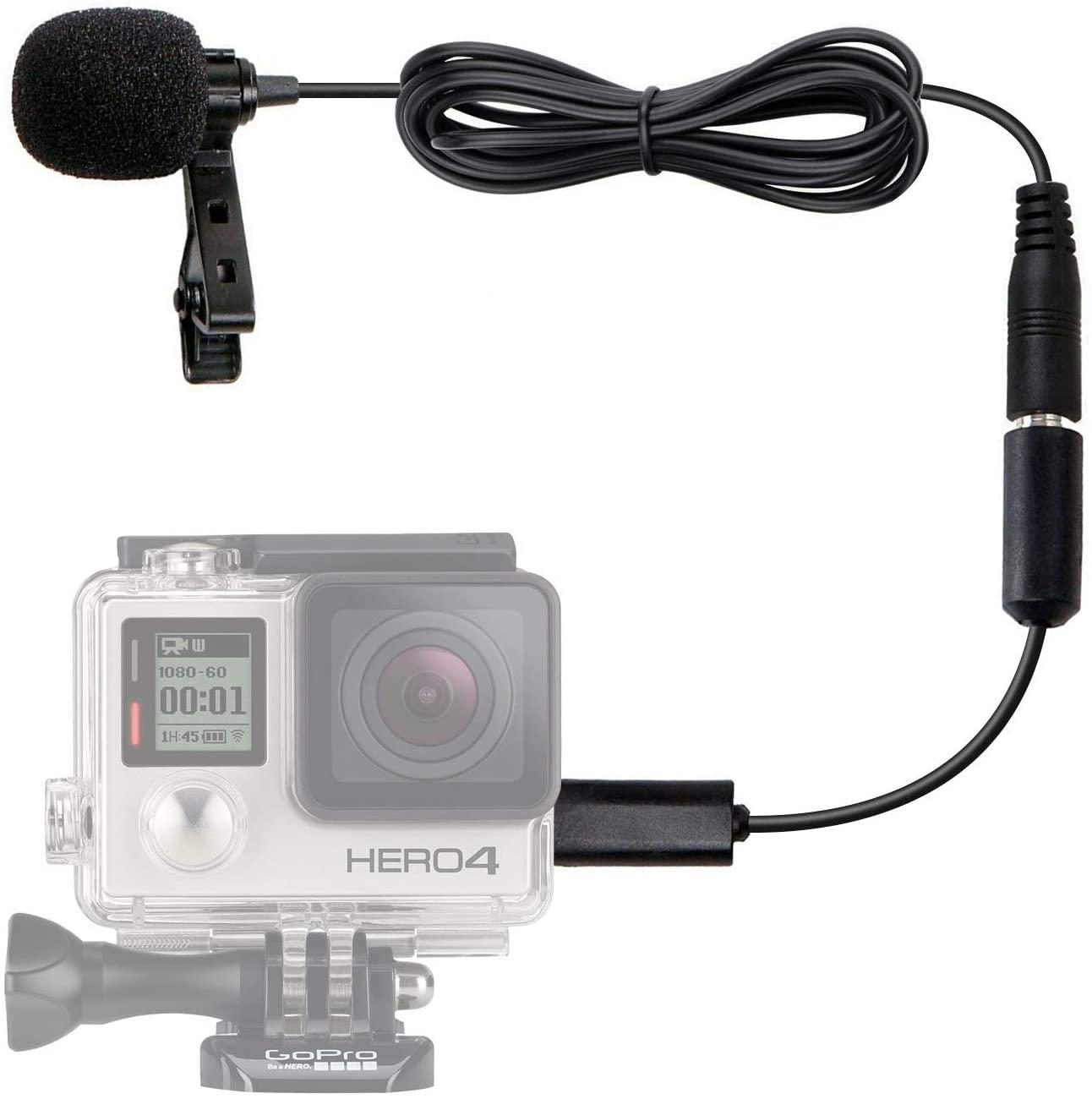 Hero 4 Microphone