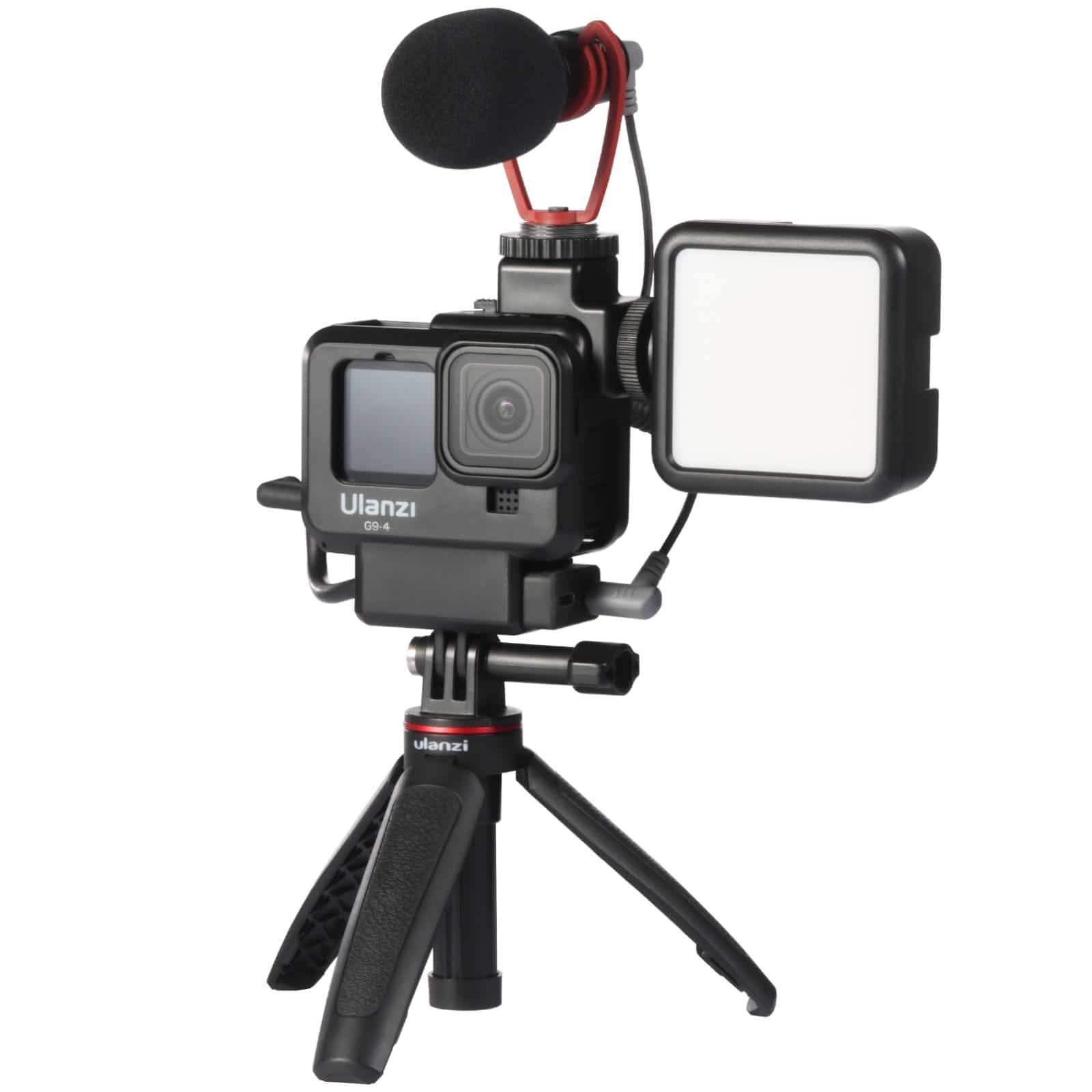GoPro Hero 9 vlogging setup