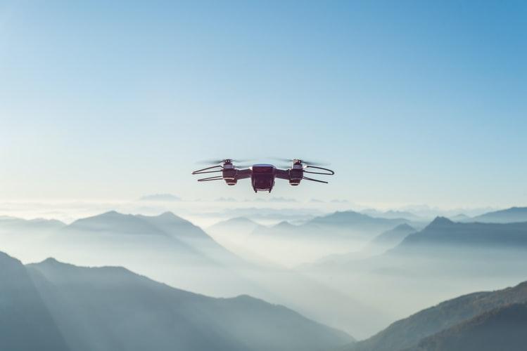 Quietest Drone