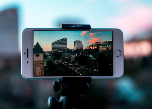 iPhone Vlogging
