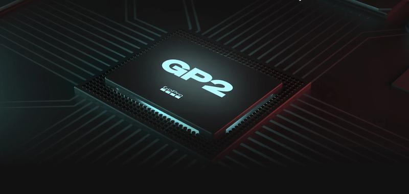GoPro Hero 10 Speed Processor