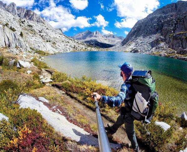GoPro Hero 10 Trail Settings