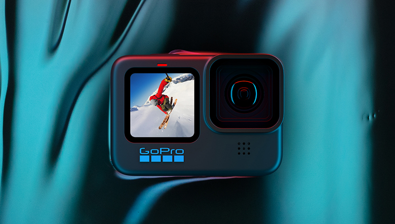 GoPro Hero 10 indoor settings